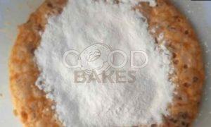 Тыквенный хлеб с абрикосами рецепт шаг 1