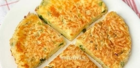 Ленивый хачапури кулинарный рецепт