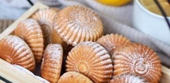 Лимонное печенье кулинарный рецепт