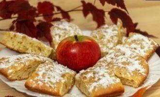 Нежнейшее яблочное печенье кулинарный рецепт