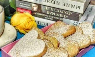 Апельсиновое печенье с ромом кулинарный рецепт