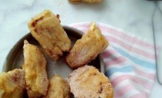 Бананы в кляре кулинарный рецепт