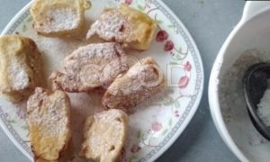 Бананы в кляре рецепт шаг 6