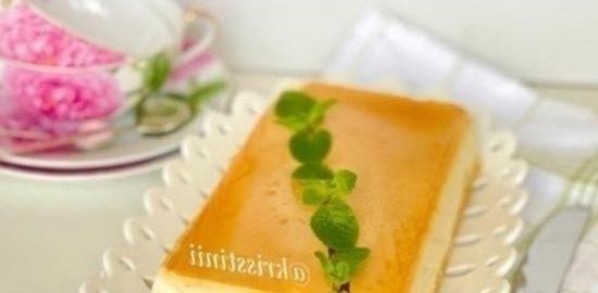 Карамельный флан кулинарный рецепт