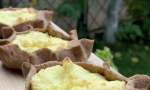 Карельские калитки кулинарный рецепт