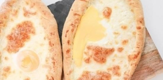 Хачапури по-аджарски кулинарный рецепт
