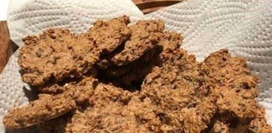 Хрустики из отрубей кулинарный рецепт