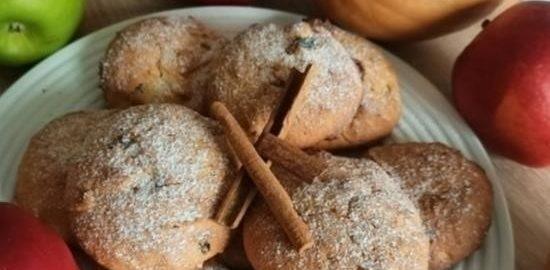 Мягкое печенье кулинарный рецепт