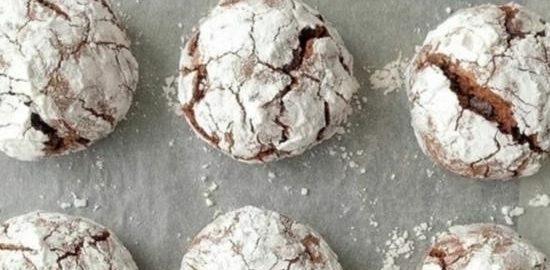Мраморное печенье с фундуком и шоколадом кулинарный рецепт