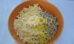 Орехово-сырные розочки рецепт шаг 2