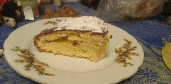 Ореховый кекс кулинарный рецепт