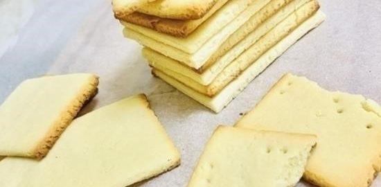 Печенье «Юбилейное» кулинарный рецепт