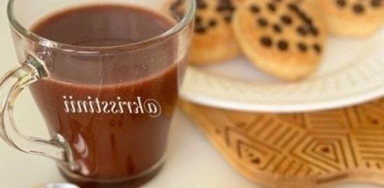 Печенье с шоколадом кулинарный рецепт