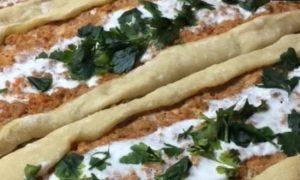 Пиде — турецкая пицца кулинарный рецепт