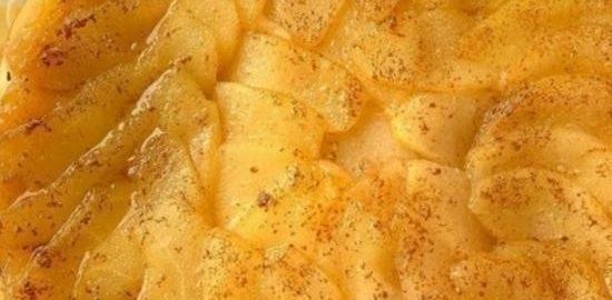 Пирог из рикотты с грушей кулинарный рецепт