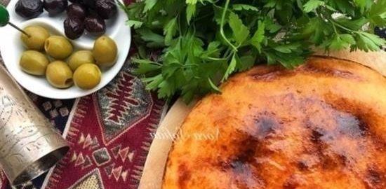 Пирог с тунцом кулинарный рецепт