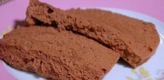 Шоколадное парфе кулинарный рецепт