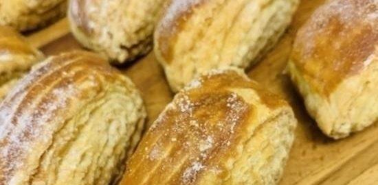 Слоеное печенье с начинкой кулинарный рецепт