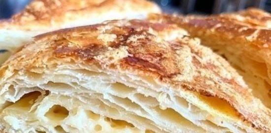 Слоеное тесто для хачапури кулинарный рецепт