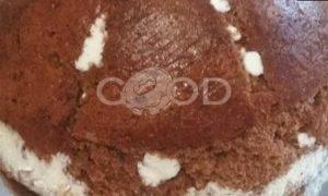 Торт для футболиста рецепт шаг 13