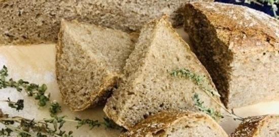 Цельнозерновой хлеб кулинарный рецепт