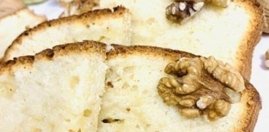 Творожно-сметанный кекс кулинарный рецепт