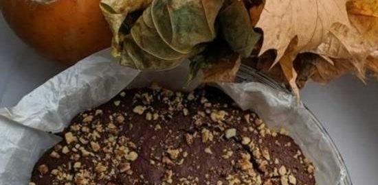 Брауни с грецкими орехами кулинарный рецепт