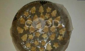 Быстрое новогоднее печенье рецепт шаг 4