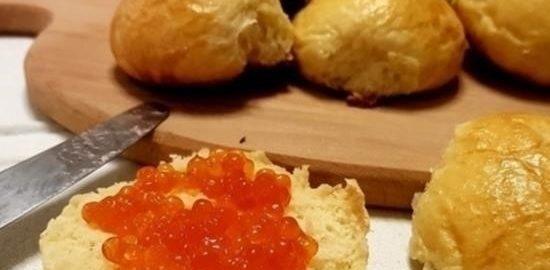 Картофельные булочки кулинарный рецепт