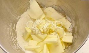 Лимонный кекс с маком рецепт шаг 2