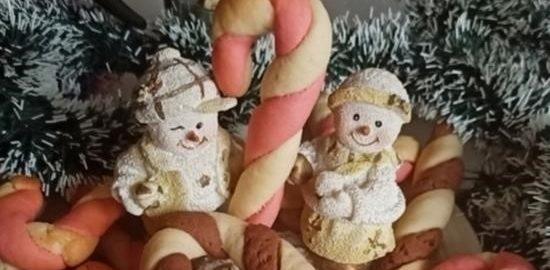 Новогоднее печенье кулинарный рецепт