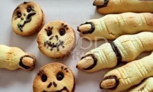 Печенье для Хеллоуина рецепт шаг 5
