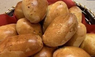 Домашние пирожки с капустой и грибами кулинарный рецепт