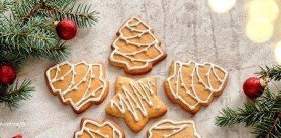 Имбирное печенье кулинарный рецепт