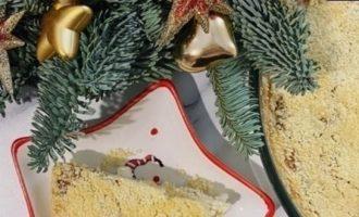 Королевская ватрушка с грушей и яблоком кулинарный рецепт