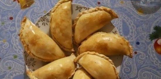 Empanadas de pino кулинарный рецепт