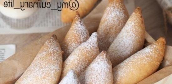 Мини-сочники кулинарный рецепт