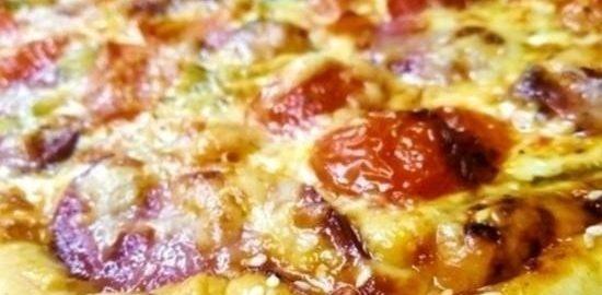 Пицца «Три секрета» кулинарный рецепт