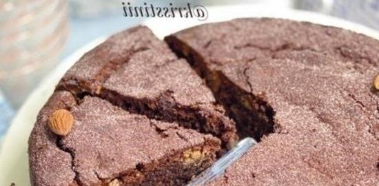 Торт «Капрезе» кулинарный рецепт