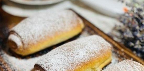 Творожные булочки кулинарный рецепт