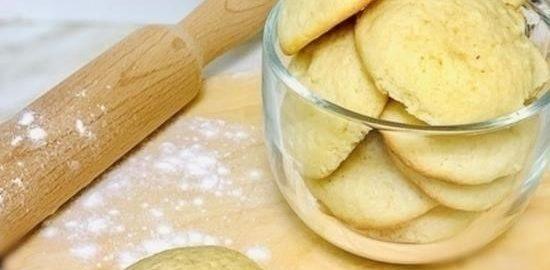 Итальянское печенье из сливочного сыра кулинарный рецепт